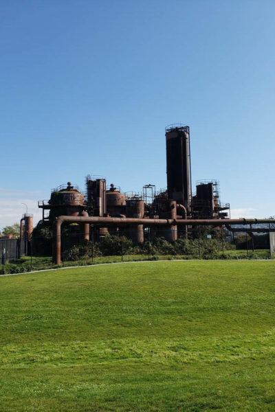Gas Works Park, Lake Union, Seattle