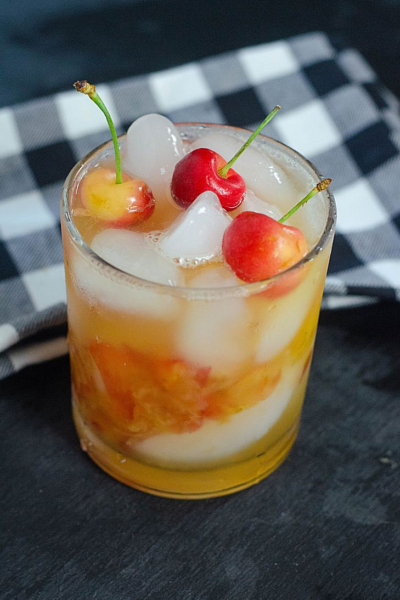 Rainier Cherry Cocktail