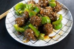 Instant Pot Pepper Beef Meatballs