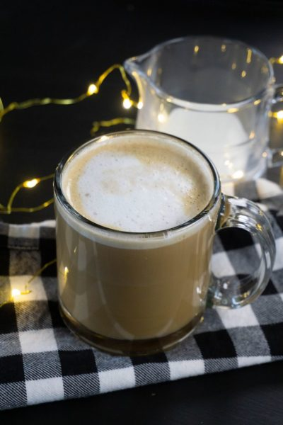 Bailey's Maple Latte