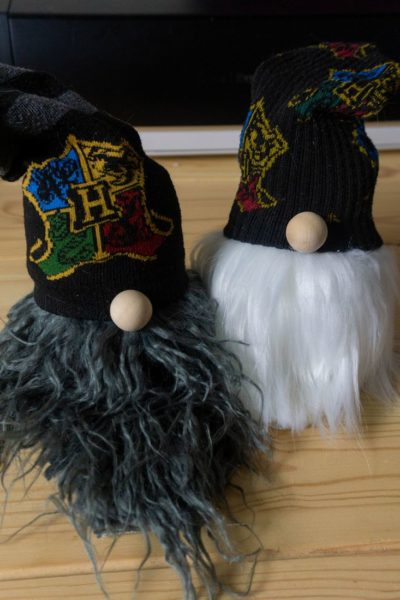 Harry Potter Christmas Gnomes