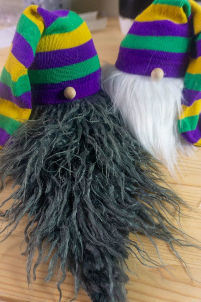 Mardi Gras Gnomes