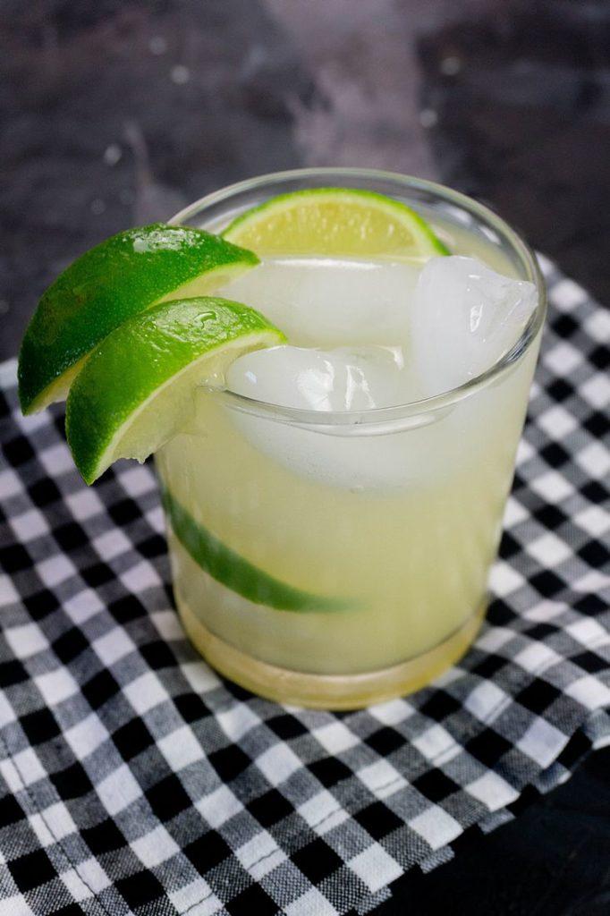Key Lime Pie Moonshine Cocktail