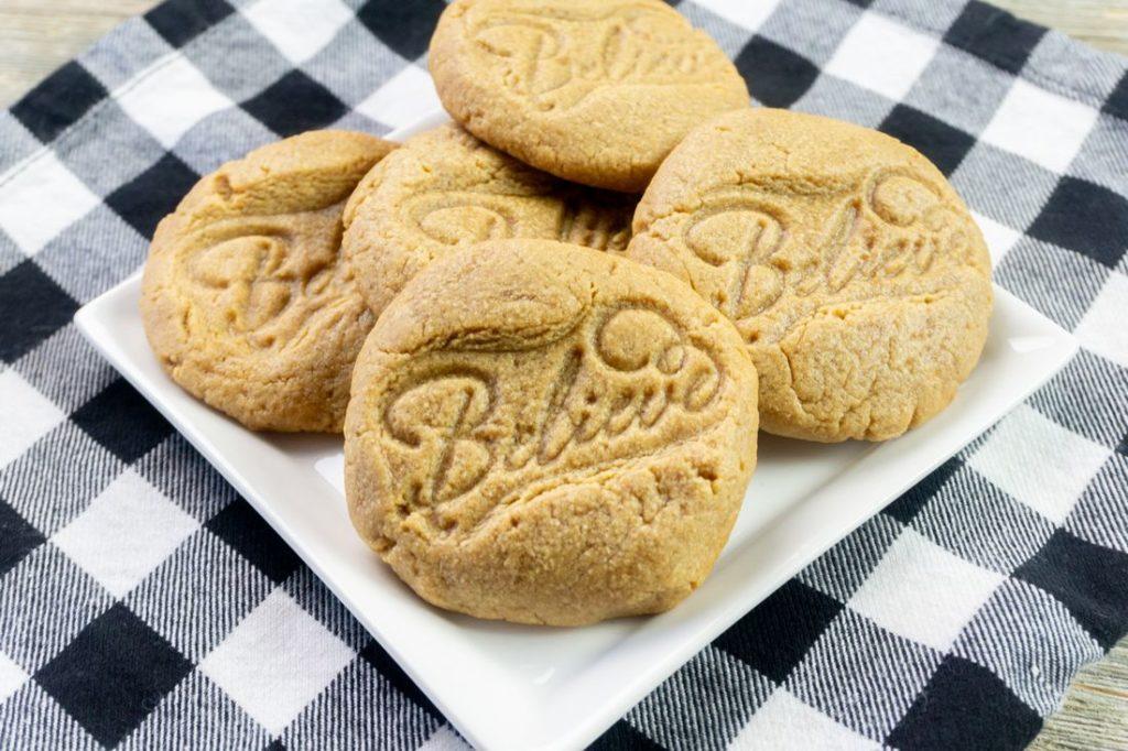 Gluten Free Peanut Butter Believe Cookies