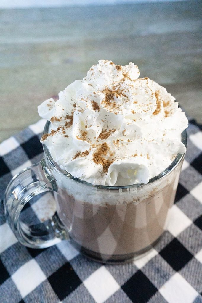Instant Pot Double Hot Chocolate
